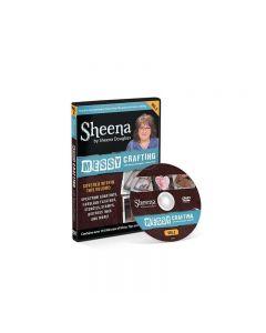 Sheena Douglass Messy Crafting with Sheena DVD - Volume 2