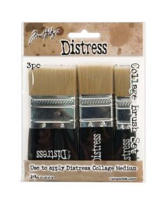 Tim Holtz Collage Brush Assortment
