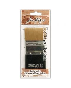 Tim Holtz Collage Brush - 1-3/4""