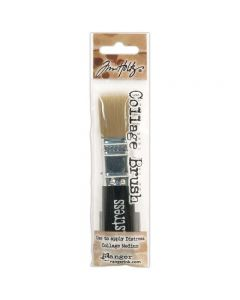 Tim Holtz Collage Brush - 3/4""