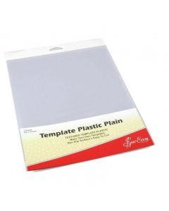 Sew Easy Plain Plastic Template