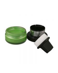 Cosmic Shimmer Metallic Gilding Polish Citrus Green thumb