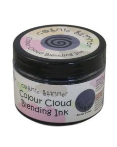 Cosmic Shimmer Colour Cloud Onyx Black thumb