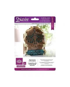 Die'sire 'Create a Card' Cut In Collection - Grand Chandelier thumb