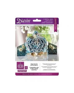 Die'sire 'Create a Card' Cut In Collection - Crown & Glory thumb