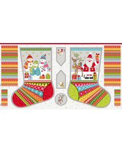 Makower - Festive Large Stocking