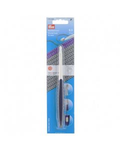 Prym Ergonomics Plastic Crochet Hook for Wool 17 cm 6.00 mm