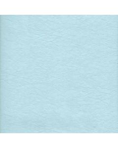 John Louden Supersoft Faux Leather Fabric - Blue