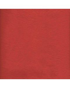 John Louden Supersoft Faux Leather Fabric - Red
