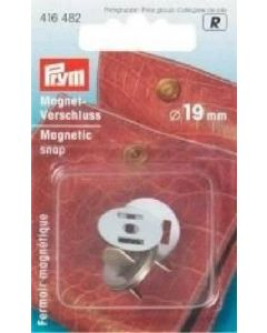 Prym Antique Brass 19mm Magnetic Snap