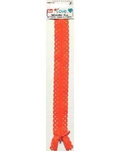 Prym 40cm Love Zip - Orange