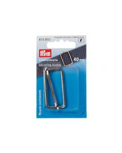 Prym 30mm Adjustment Buckle - Silver