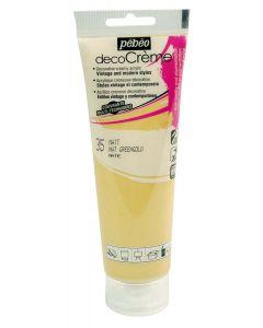 Pebeo Deco Creme - Greengold