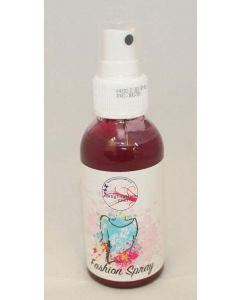 Imagination Crafts Textile Fashion Spray Paint - Bordeaux