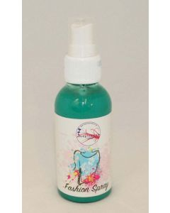 Imagination Crafts Textile Fashion Spray Paint - Green