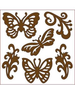 Imagination Crafts Magi-Cutz Butterflies