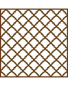 Imagination Crafts Magi-Cutz Moroccan Trellis