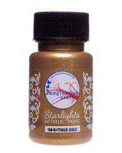 Imagination Crafts Starlights - Antique Gold