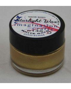 Imagination Crafts Starlight Wax - White Gold