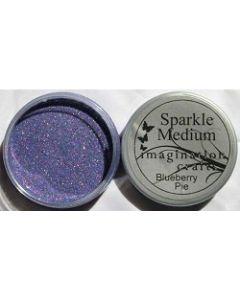 Imagination Crafts Sparkle Medium - Blueberry Pie