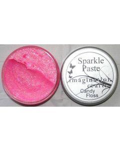 Imagination Crafts Sparkle Medium - Candy Floss