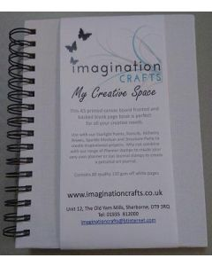 Imagination Crafts Planner Journal A5