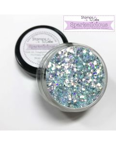 Stamps by Chloe Sparkelicious Glitters - Skys the Limit