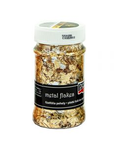Claritystamp Gilding Flakes - Variegated Gold & Silver (M6)