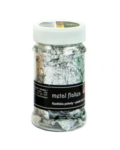Claritystamp Gilding Flakes - Silver (M8)
