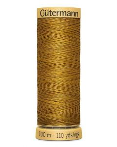 Gutermann 2T100C1056 Natural Cotton Thread- 100m