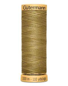 Gutermann 2T100C1136 Natural Cotton Thread- 100m