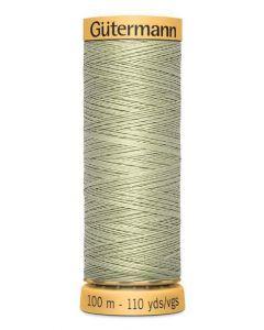 Gutermann 2T100C126 Natural Cotton Thread- 100m
