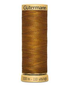 Gutermann 2T100C1444 Natural Cotton Thread- 100m