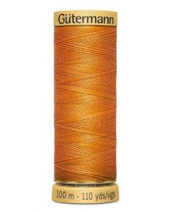 Gutermann 2T100C1576 Natural Cotton Thread- 100m