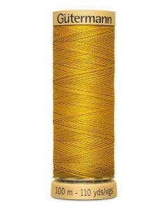 Gutermann 2T100C1661 Natural Cotton Thread- 100m