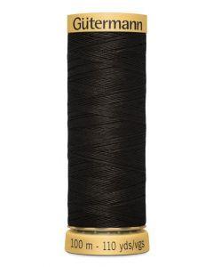 Gutermann 2T100C1712 Natural Cotton Thread- 100m