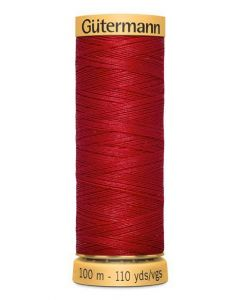 Gutermann 2T100C2074 Natural Cotton Thread- 100m