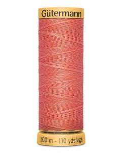 Gutermann 2T100C2166 Natural Cotton Thread- 100m