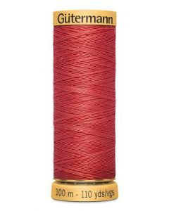 Gutermann 2T100C2255 Natural Cotton Thread- 100m