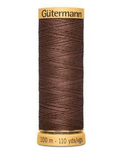Gutermann 2T100C2724 Natural Cotton Thread- 100m