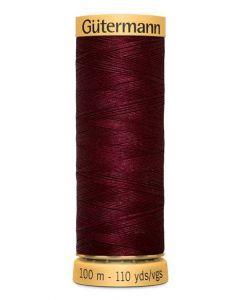 Gutermann 2T100C3022 Natural Cotton Thread- 100m