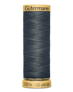 Gutermann 2T100C5104 Natural Cotton Thread- 100m