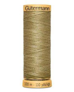 Gutermann 2T100C826 Natural Cotton Thread- 100m