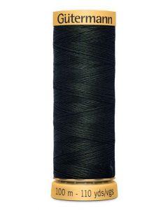 Gutermann 2T100C8812 Natural Cotton Thread- 100m