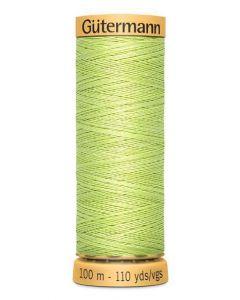 Gutermann 2T100C8975 Natural Cotton Thread- 100m
