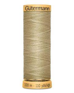 Gutermann 2T100C927 Natural Cotton Thread- 100m