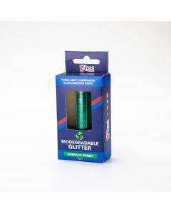 Stix 2 Biodegradable Glitter 8g tube - Emerald Green