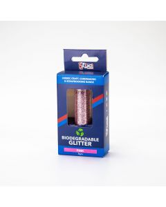 Stix 2 Biodegradable Glitter 8g tube - Pink