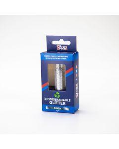 Stix 2 Biodegradable Glitter 8g tube - Silver