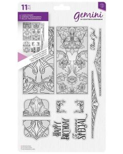 Gemini Dimensionals A5 Clear Stamp - To Someone Special